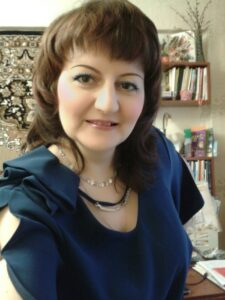 Лариса Хрипунова