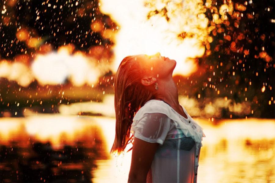 Summer-Rain
