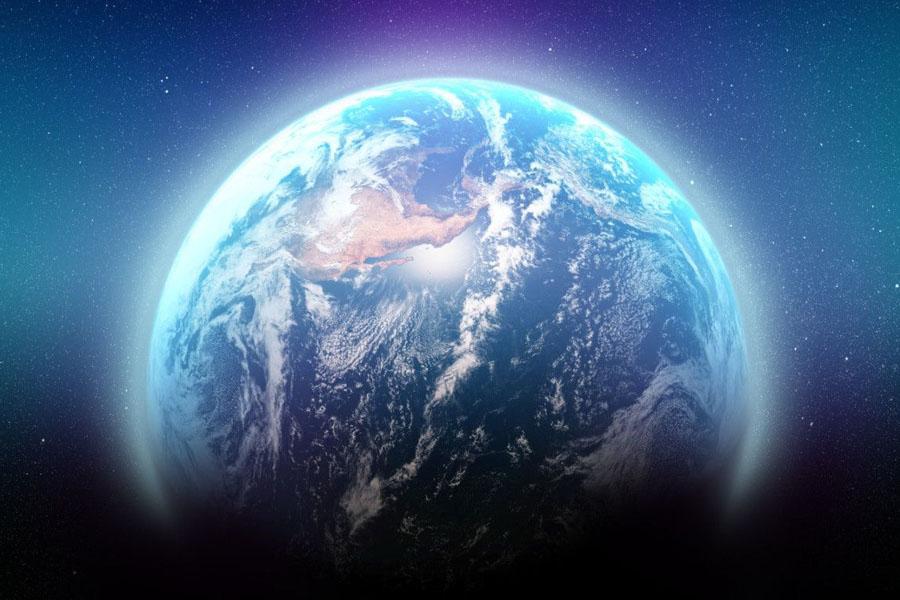 Круг Рэйки для Планеты Земля